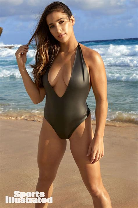 sports illustrated swimsuit 2018 aly raisman sports illustrated swimsuit 2018 celebzz