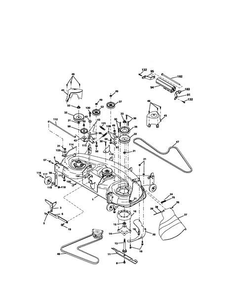 craftsman gt 5000 parts diagram craftsman gt 5000 parts diagram periodic diagrams science