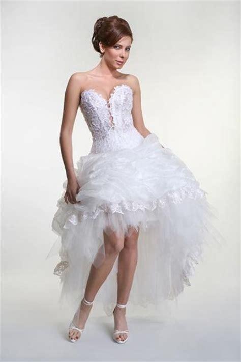 bridal dress short and sassy wedding dresses