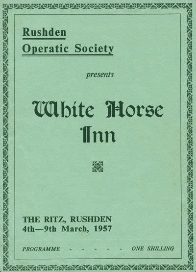 white inn lyrics rushden research operatic white inn