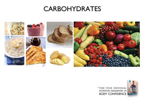 3 healthy carbohydrates food exles of carbohydrates imgurm