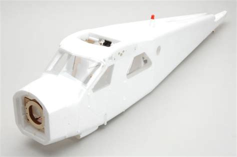 rubber st models st model beaver fuselage with 3 servos z stm140b