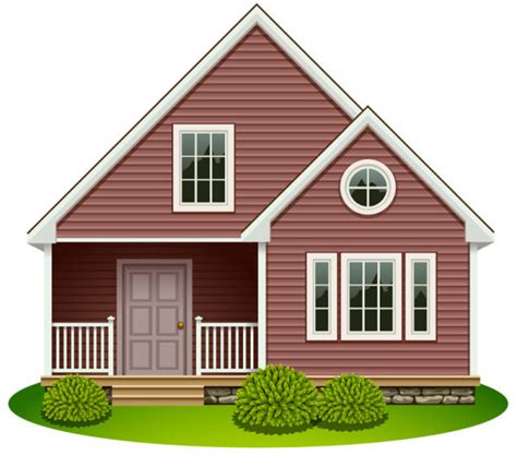 house free house free vector graphic