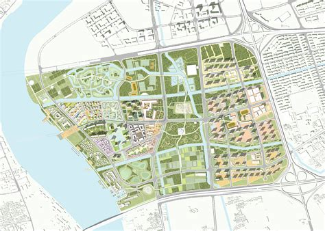 Residential Building Plans openfabric the 24 gardens of sanlinshanghai china
