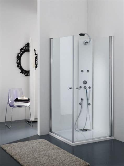 box doccia cristallo prezzi box doccia in cristallo quot quot doppia apertura battente