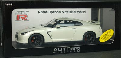 Diecast Mobil Burago Nissan Gt R White 1 18 amiami character hobby shop diecast model car 1 18