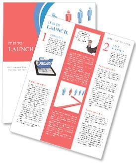 employee newsletter templates choose best employee newsletter template design id
