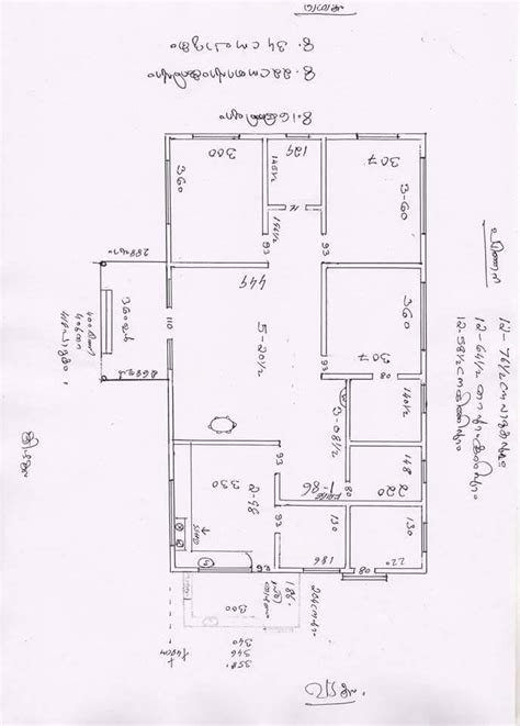 1300 square feet 4 bedroom house plan kerala home 1300 square feet 3 bedroom kerala style single floor low