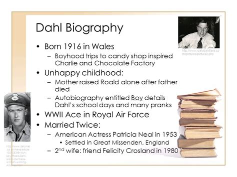 roald dahl biography for students invention my dear friends is 93 perspiration 6