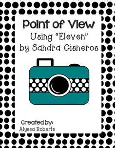 themes for short story eleven eleven by sandra cisneros guided reading unit sandra