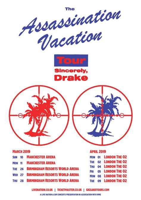 drake uk tour drake uk tour 2019 dates tickets latest news and more