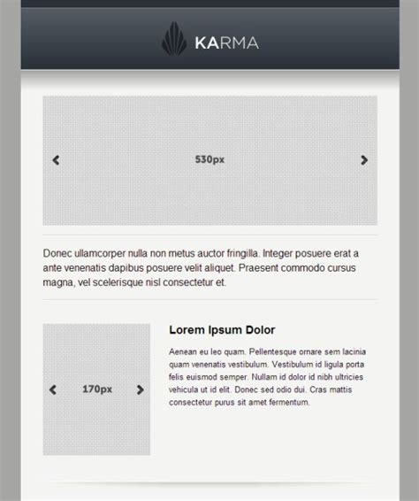 html email marketing templates 40 best html email newsletter templates