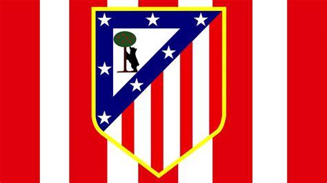 escudo atletico de madrid para imprimir imagui bandera y escudo del club atl 233 tico de madrid madrid