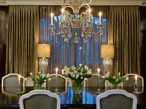 elegant drapes for dining room photo page hgtv