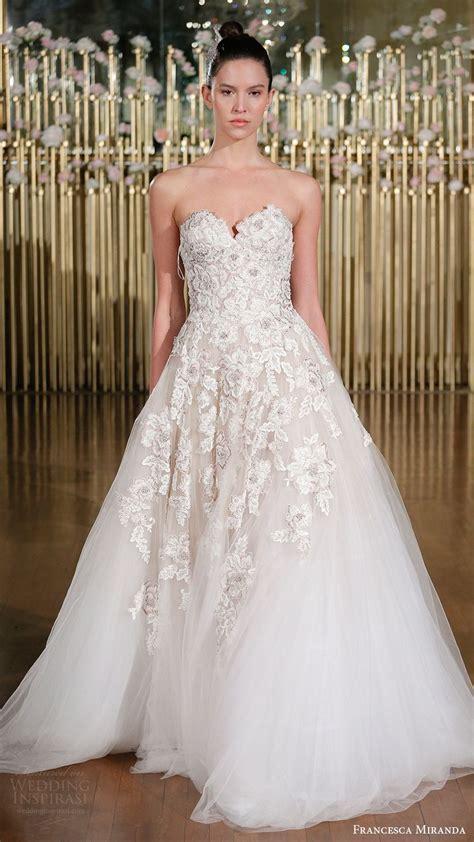 Francesca Miranda Spring 2018 Wedding Dresses ? New York