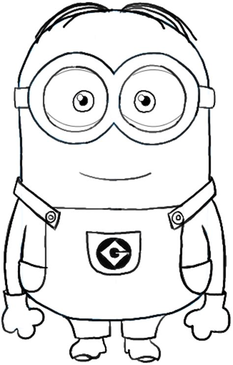 doodle draw minion how to draw minions from despicable me how to draw dat
