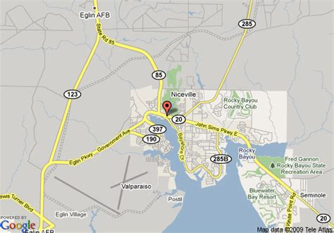 comfort inn niceville map of comfort suites niceville niceville