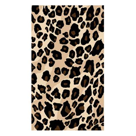 Area Rugs Animal Print Donnieann 174 5x8 Leopard Print Area Rug 215428 Rugs At Sportsman S Guide