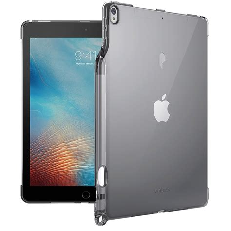 Softjacket Tpu Apple Pro 10 5 Softcase Cover Casing Clear Trans pro 10 5 back cover cases that work with apple s smart cover imore