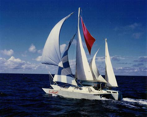 trimaran names jim brown interviews multihull sailor adventurer john