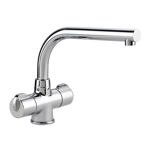 Rangemaster Aquadisc 3 Monobloc Kitchen Sink Mixer Tap Chrome