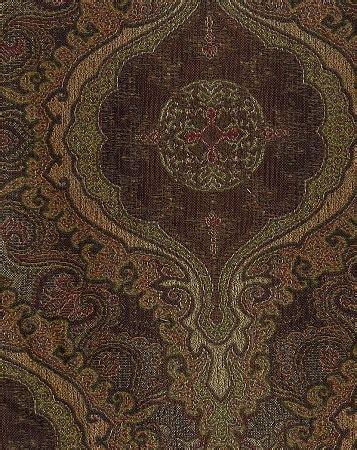 victorian style upholstery fabric helena mocha brown green victorian style upholstery fabric