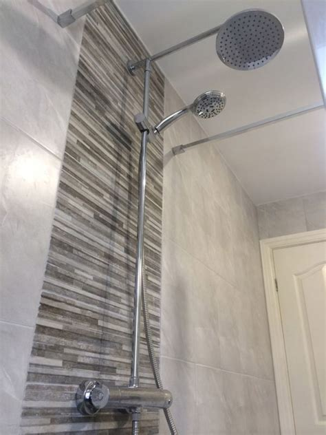 bathroom feature tiles ideas the 25 best grey bathroom tiles ideas on grey