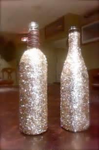 25 best ideas about glitter wine bottles on pinterest