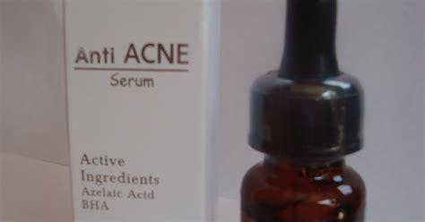Serum Vitamin C Untuk Wajah Berjerawat serum anti acne serum anti jerawat yang aman untuk semua