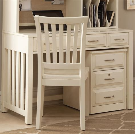 Liberty Furniture Hton Bay White 715 Ho111 Writing White Writing Desk With Drawers