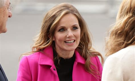 Is Geri Halliwells New The Real Thing by Geri Horner Shares Photo Of Baby And