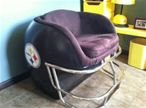 football helmet shaped chair helmet chairs on helmets miami dolphins and