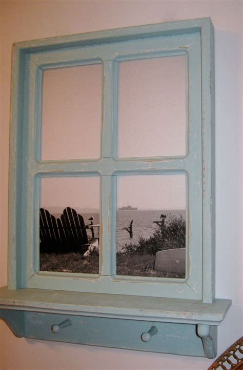 faux window fake window shelf diy pinterest my house shelves