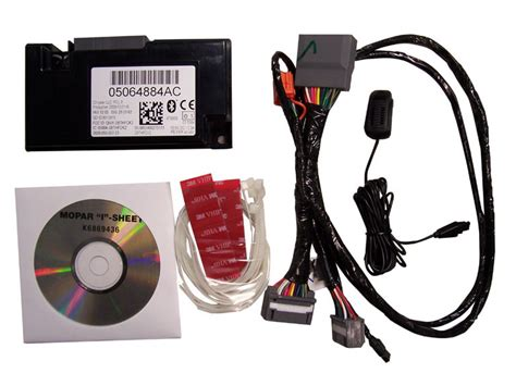 Jeep Uconnect Bluetooth Jeep Uconnect Bluetooth Kit Mopar Item 82212159