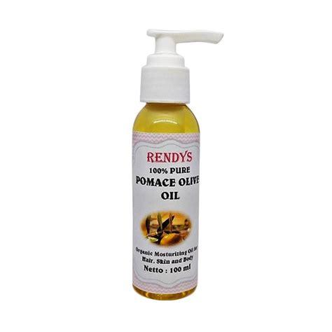 Pelembab Minyak Zaitun jual rendys chem pomace olive 100ml minyak zaitun 100ml harga kualitas terjamin