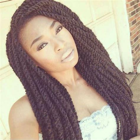 is marley braids the same as kinky braids lovely marley twist nappy feelings pinterest twists