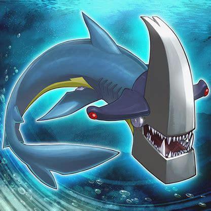 Needle Sunfish Yugioh Yu Gi Oh Ori hammer shark card profile official yu gi oh site