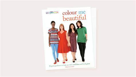 color me beautiful book books colour me beautiful