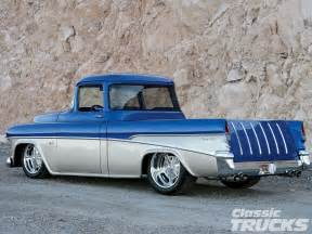 1955 chevrolet cameo hotrod pictures rod cars