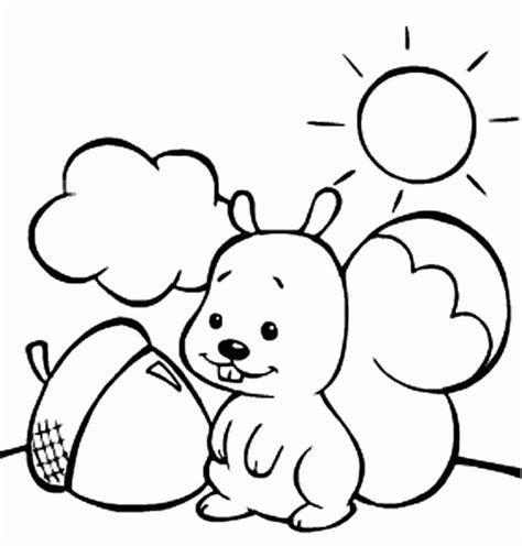 Dibujos Infantiles Para Colorear Faciles | imagenes dibujos infantiles para colorear mariposas para