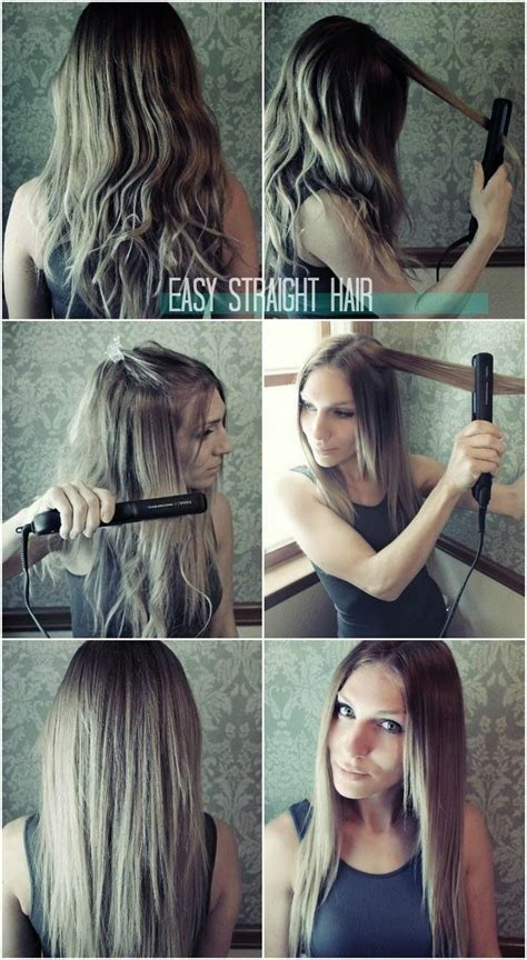 hairstyles by hair straightener 72 best hair straightening images on pinterest de frizz