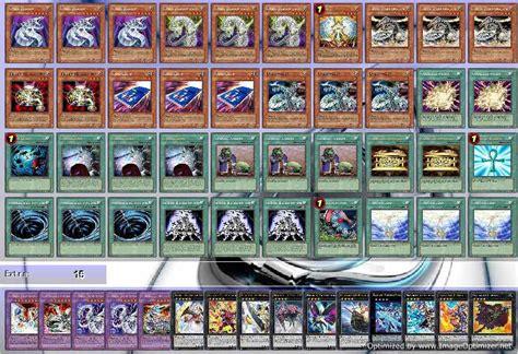 yugioh cyber drachen deck cyber deck deck list