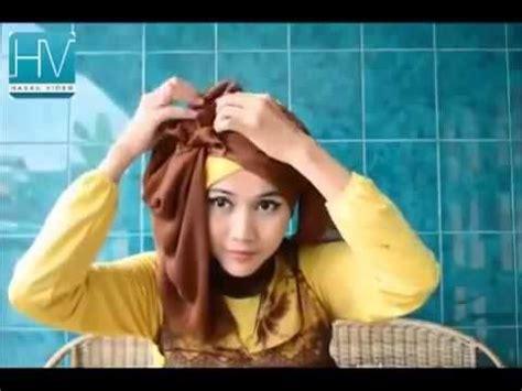 jilbab untuk pesta cara memakai jilbab paris untuk pesta wisuda model bunga