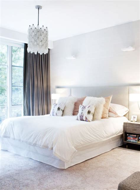 neutral bedroom curtains 20 inspiring rooms in muted neutrals