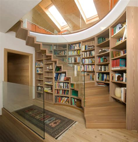 unter treppe ideen erfreut bucherregal unter der treppe design idee ideen