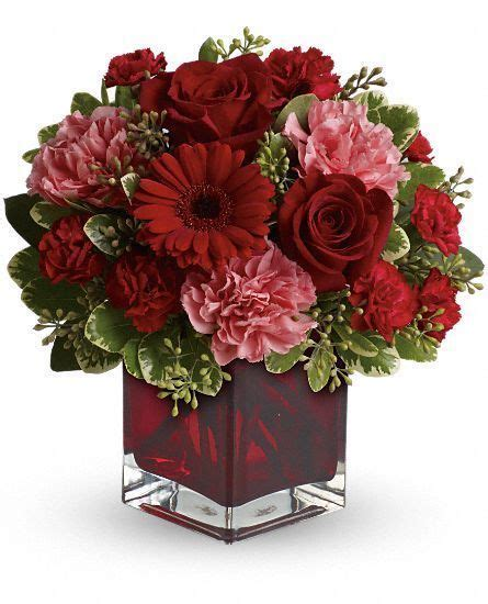 valentines flowers delivery together forever by teleflora t05n430a fresh flower