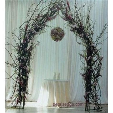 Wedding Arch Made Of Sticks by How To Make An Arch Out Of Branches Search