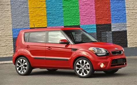 Kia Soul Year Rumored U S Bound Electric Kia Soul To Be Unveiled Next Year