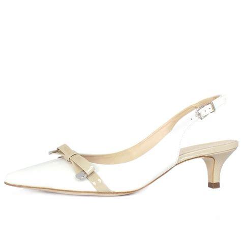 kaiser s dressy kitten heel shoes