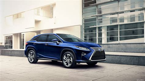 lexus crossover 2017 2017 lexus rx hybrid a luxury crossover with advanced